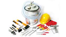 เครื่องมือช่างและอุปกรณ์สำหรับงานซ่อมบำรุง