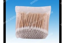 Wooden Stick Cotton Buds Cotton Swabs CBW0005